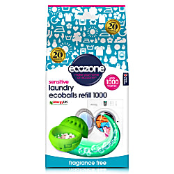 laundry sensitive ecoballs refills 1000 washes