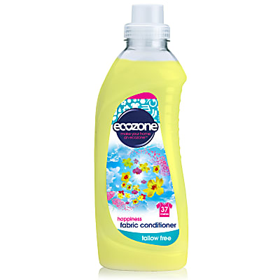 happiness fabric conditioner 37 washes 1l