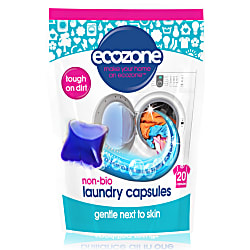 non bio laundry capsules 20 washes