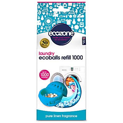 Ecoballs Refill 1000 - Pure Linen
