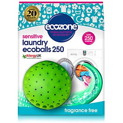 Ecoballs 250 Washes - Fragrance Free