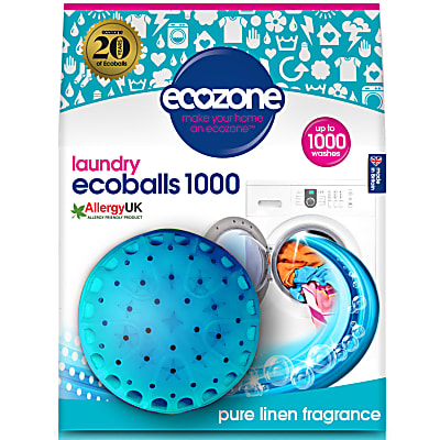 Ecoballs 1000 washes - Pure Linen