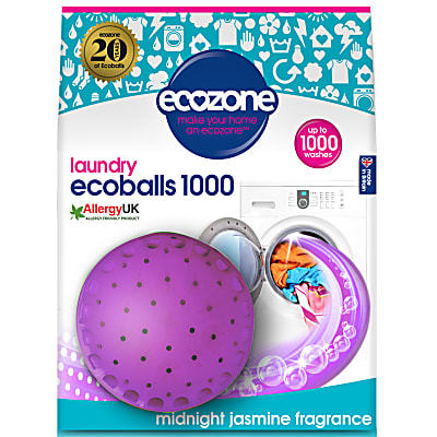 Ecoballs 1000 washes - Midnight Jasmine fragrance