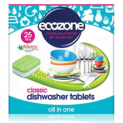 classic dishwasher tablets 25 tabs