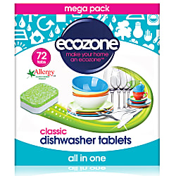 classic dishwasher tablets 72 tabs