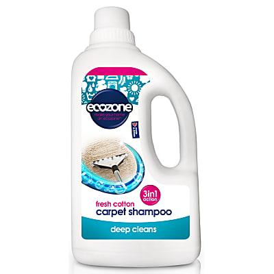 fresh cotton carpet shampoo