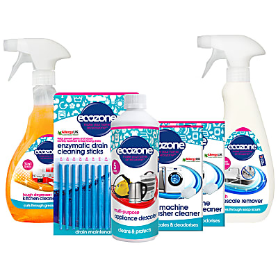 Home Essential Cleaning Kit