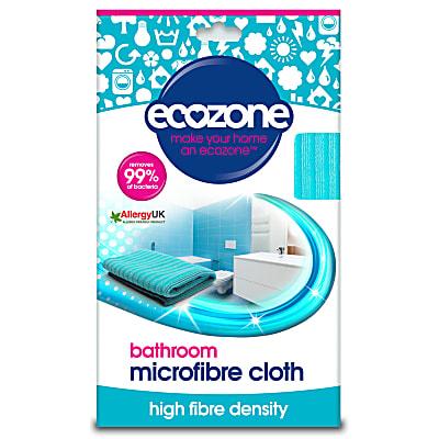 bathroom microfibre cloth