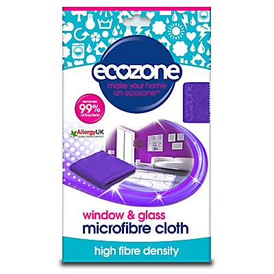 window & glass microfibre cloth