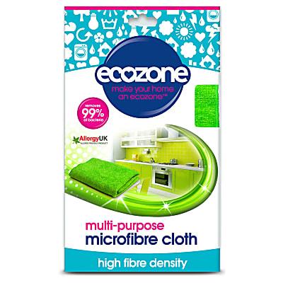 multi-purpose microfibre cloth