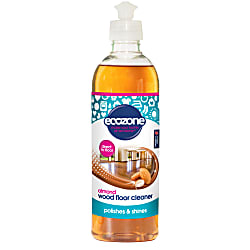 almond wood floor cleaner