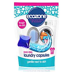 non bio laundry capsules 20 washes