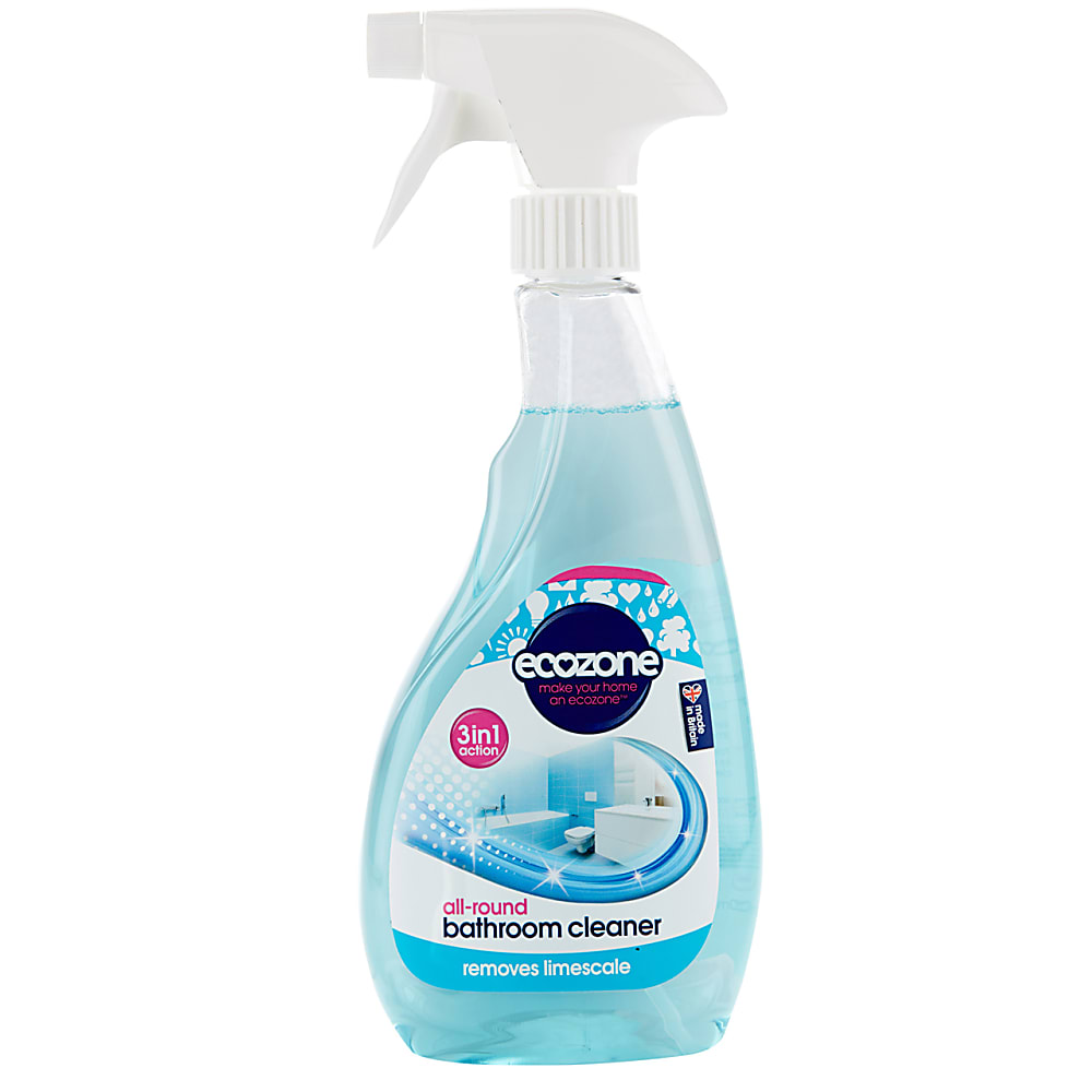 Ecozone Fast Action Bathroom Cleaner Official Site - Cleaning stuff for bathroom