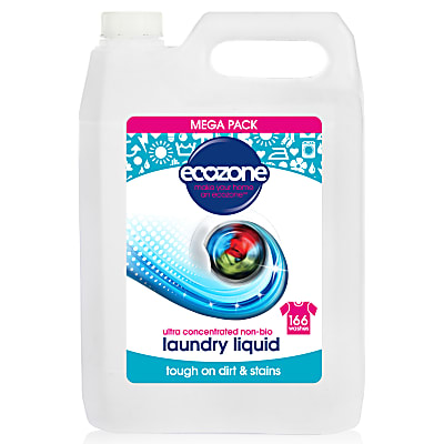 ultra-concentrated non-bio laundry liquid - 5L