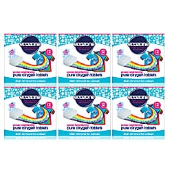 Colour Oxygen Laundry Tablets 6 Pack Bundle