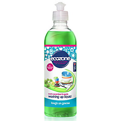 Washing Up Liquid - Cool Cucumber & Apple