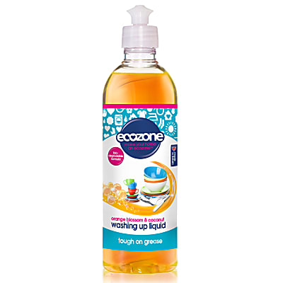 Washing Up Liquid - Orange Blossom & Coconut
