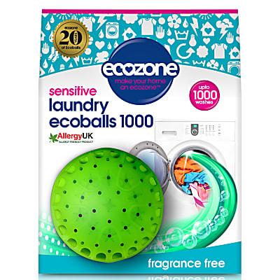 laundry sensitive ecoballs 1000 washes