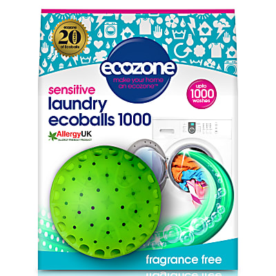 ecoballs 1000 washes - sensitive